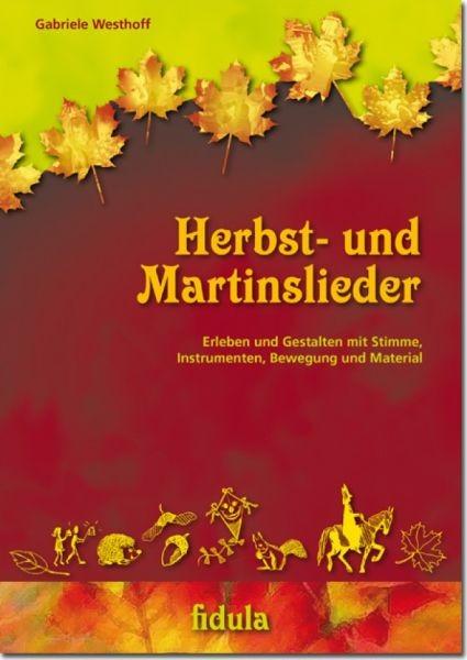 Westhoff, Gabriele: Herbst- und Martinslieder
