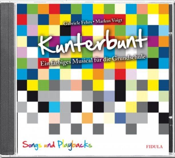 Voigt, Markus + Fehrs, Gabriele: Kunterbunt - 2CD