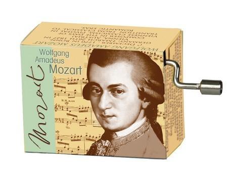 .: Spieluhr Mozart eine kleine Nachtmusik