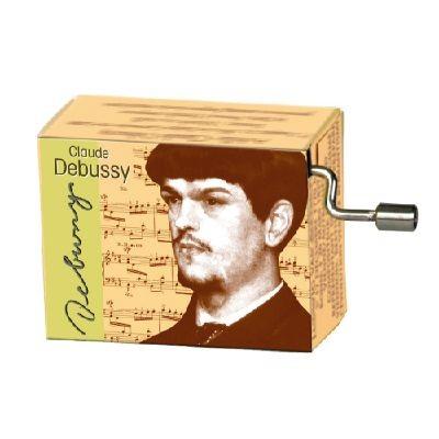 .: Spieluhr Debussy Clair de lune