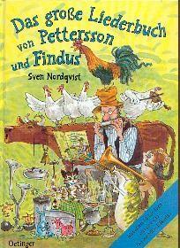 Nordquist, Sven: Das große Liederbuch von Pettersson und Findus