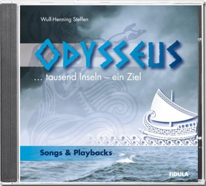 Kunze, Stefan (Hg.): Odysseus (SCHULMUSICAL) - CD