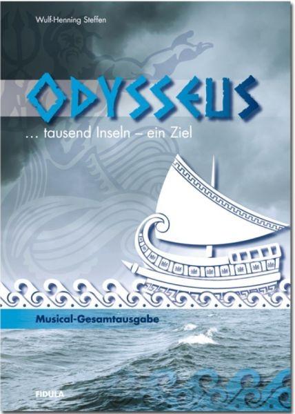 Steffen,Wulf-Henning: Odysseus - Schulmusical