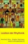 Ring, R./Steinmann, Br.: Lexikon der Rhythmik