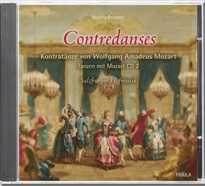 Brunner, Verena: Contredanses - CD