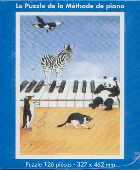 .: Das Piano-Puzzle