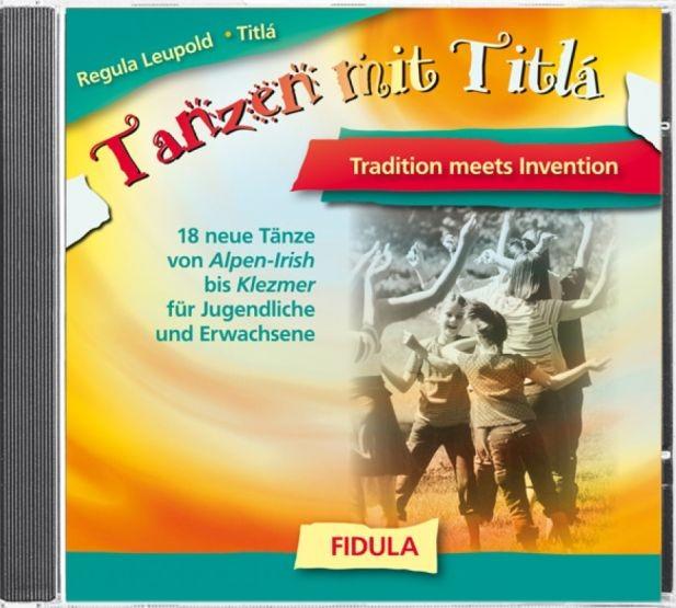 Leupold, Regula: Tanzen mit Titlá - CD