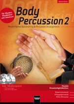 Reiter, Gerhard: Body Percussion 2