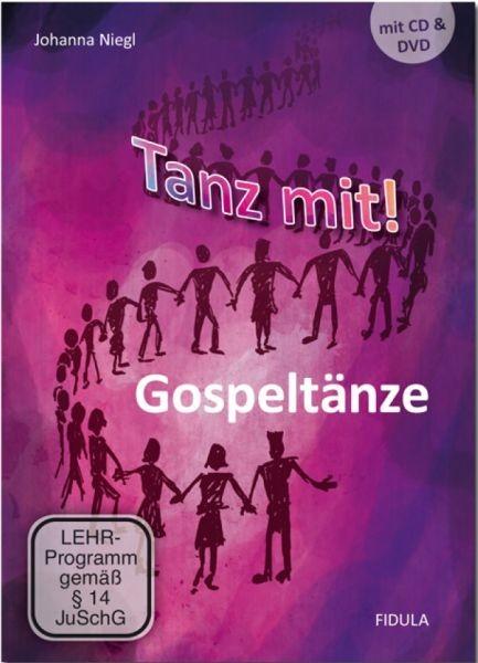 Niegel, Johanna: Tanz mit! - Gospeltänze - CD+DVD