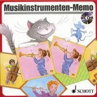 Nykrin, Rudolf: Musikinstrumenten-Memo