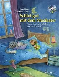 Nykrin, Rudolf + Dorothea: Schlaf gut mit dem Musikater
