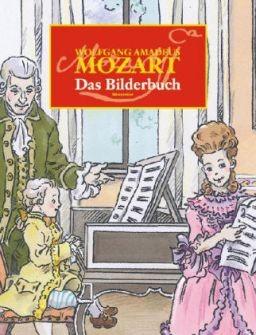 Ewert, Hansjörg: Mozart. Das Bilderbuch