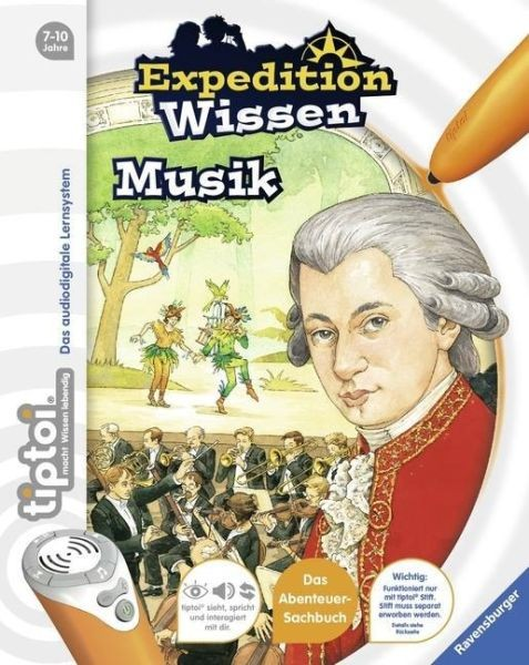 Thilo: tiptoi® Expedition Wissen: Musik