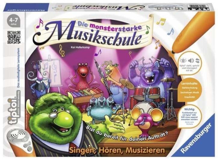 Tiptoi®: tiptoi® Die monsterstarke Musikschule