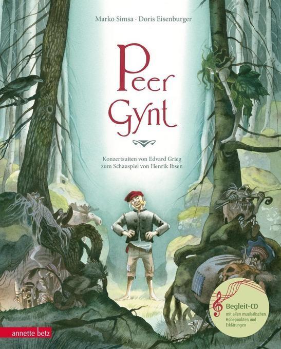 Simsa, Marko: Peer Gynt - Mit CD