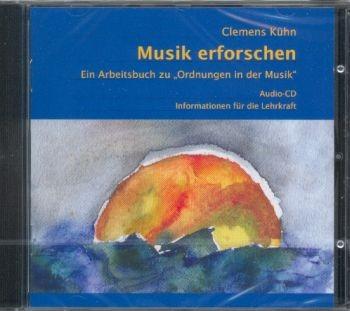 Kühn, Clemens: Musik erforschen - CD