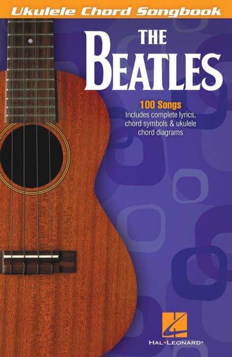 Beatles: Ukulele chord songbook