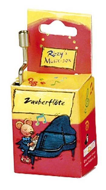 Mozart Wolfgang Amadeus: Spieluhr Zauberflöte