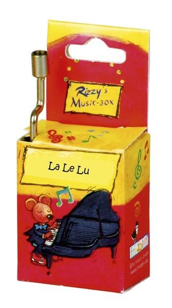 .: Spieluhr La le lu