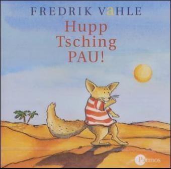 Vahle, Fredrik: Hupp Tsching Pau - CD