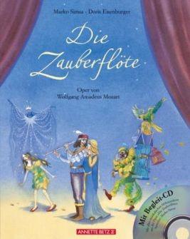 Simsa, Marko: Die Zauberflöte - mit Audio-CD