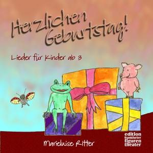 Ritter, Marieluise: Herzlichen Geburtstag!