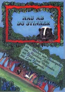 Ritter, Marieluise: Hau ab du Stinker - Lese- und Malbuch