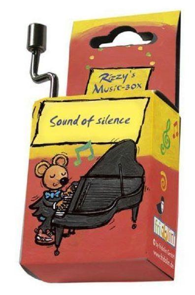 Simon + Garfunkel: Spieluhr Sound of silence