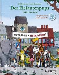 Leenen, Heidi: Der Elefantenpups - Rettet den Zoo!