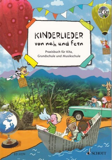 Metzner, Mathias (Hrsg.): Kinderlieder von nah und fern