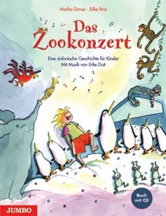 Simsa, Marko: Das Zookonzert - Buch + CD