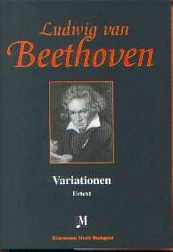 Beethoven, Ludwig van: Variationen