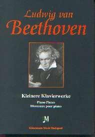 Beethoven, Ludwig van: Kleine Klavierwerke