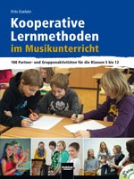 Frits, Evelein: Kooperative Lernmethoden Im Musikunterricht