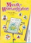 Hilbert, Jörg: Musik-Hausaufgabenheft