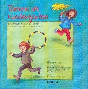 Seippel, E. /Große-Jäger: Tanzen im Kindergarten mit CD