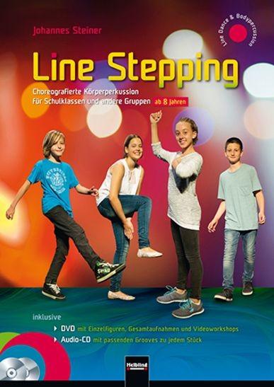 Steiner, Johannes: Line Stepping