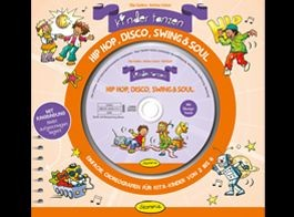 Gulden, Elke: Kinder tanzen Hip Hop, Disco, Swing & Soul