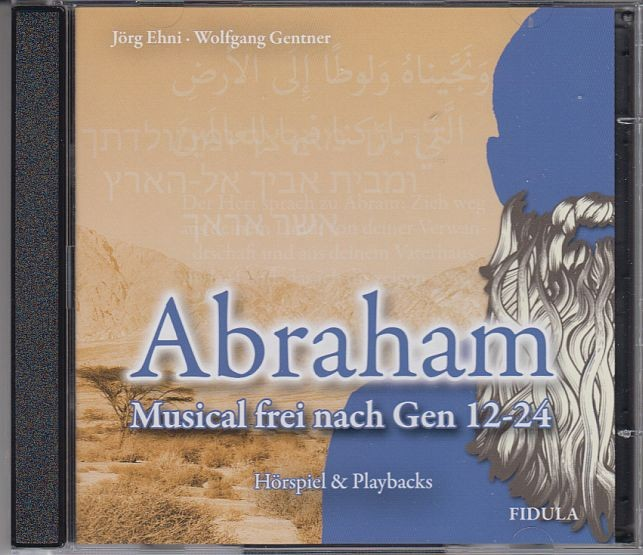 Ehni, Jörg + Gentner, Wolfgang: Abraham - CD