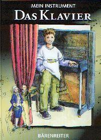 Heimbucher, Chr /Prange, H.: Mein Instrument - Das Klavier