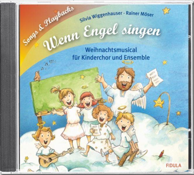 Wiggenhauser, Silvia + Möser, Rainer: Wenn Engel Singen - CD
