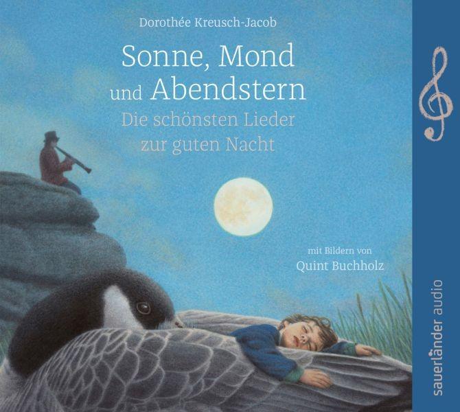 Kreusch-Jacob, Dorothee: Sonne, Mond und Abendstern - CD