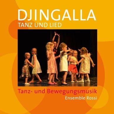 Diederich, Henner: Djingalla 5 - Tanz und Lied