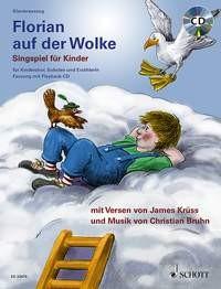 Krüss, James + Bruhn, Christian: Florian auf der Wolke