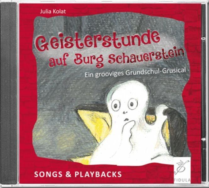 .: Geisterstunde auf Burg Schauerstein - CD