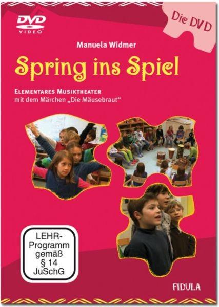 Widmer, Manuela: Spring ins Spiel - DVD