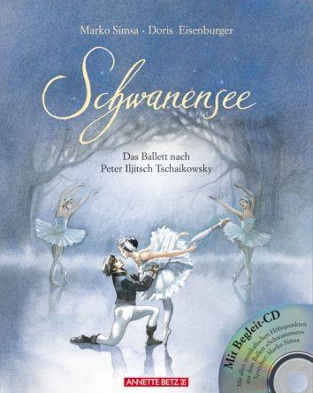 Simsa, Marko: Schwanensee. Mit CD