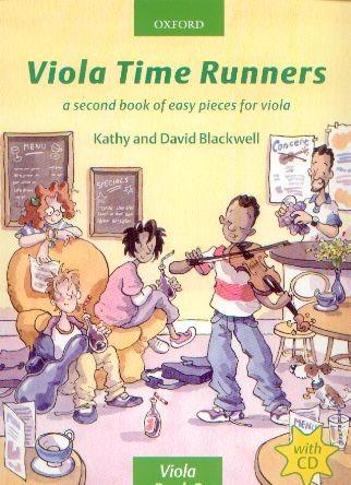 Blackwell, Kathy and David: Viola Time Runners