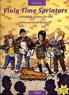 Blackwell, Kathy and David: Viola Time Sprinters