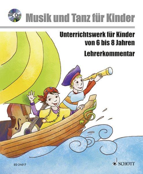 Enders Sabine Anni: Musik und Tanz für Kinder